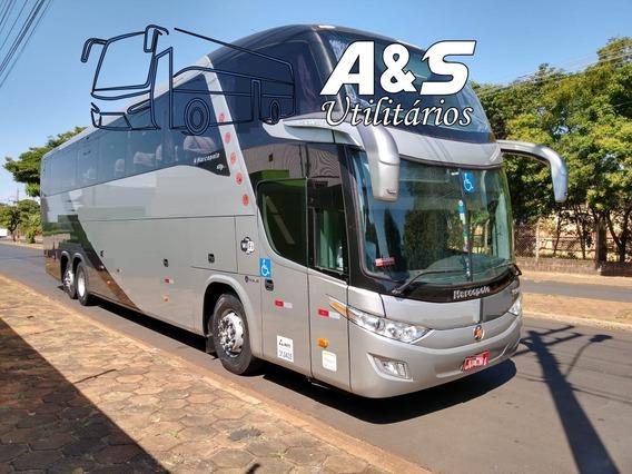 Marcopolo Ld 1600 2018 Scania Novissimo Confira!! Ref.85