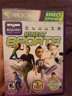 Kinect Sports Para Xbox 360