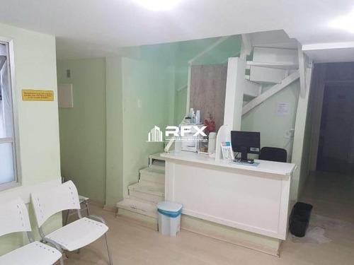 Sala Comercial Com 6 Dormitórios Para Alugar - Icaraí, Niterói/rj - Sal21659