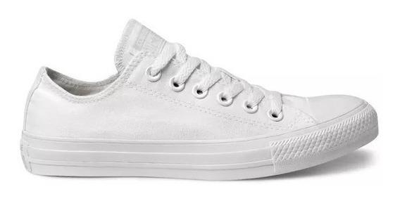 Zapatillas Converse All Star Full White Unisex 100% Original