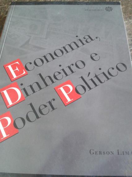 Economia, Dinheiro E Poder Político - 2012