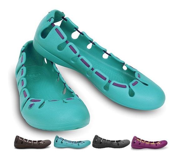 Linda Sapatilha/sandália Crocs Springi Flat Original!