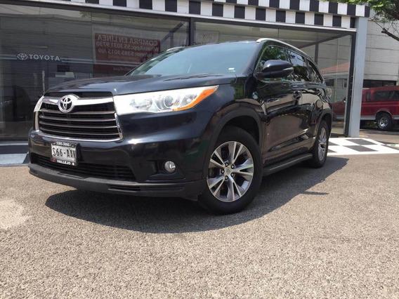 Toyota Highlander 2015 3.5 Premium V6 At