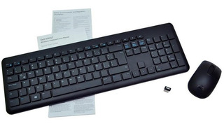 Teclado Y Mouse Dell Km117 Wireless