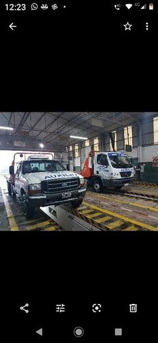 Iveco Mercedes Ford Grua Auxilio Mecanic
