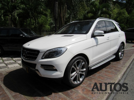 Mercedes Benz Ml500 Amg Edition Blindaj 2+ At Sec 4x4 Cc4700