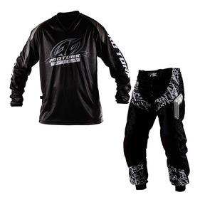 Conjunto Roupa Calça Camisa Motocross Trilha Pro Tork Insane
