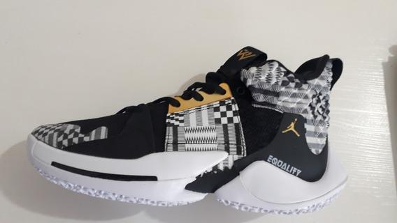 Tenis Nike Jordan Why Not 0.2 Na Caixa Pronta Entrega