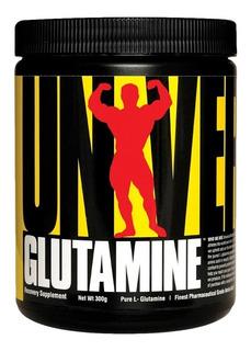 Glutamina Micronizada Universal 300 Gramos Anticatabolico