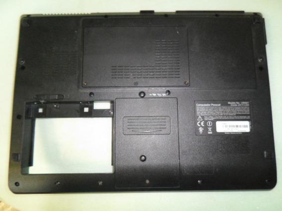 Carcaça Inferior Notebook Kennex U50si1 Com Tampas
