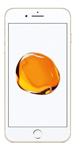 Celular Smartphone Apple iPhone 7 Plus 128gb Dourado - 1 Chip