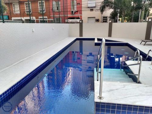 Apartamento Com 3 Dorms, Embaré, Santos - R$ 1.95 Mi, Cod: 16774 - V16774