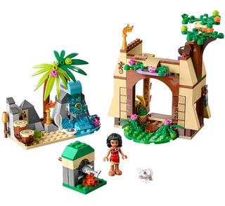 Juguete Lego Disney Aventura En Isla De Moana 41149