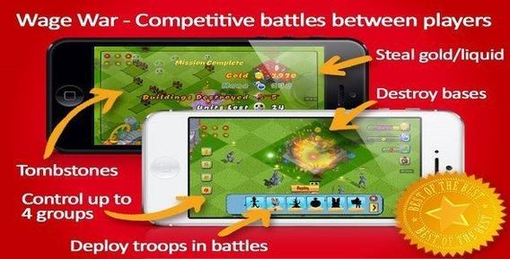 Código Fonte Jogo Estrategia Tipo Clash Of Clans Cod:1