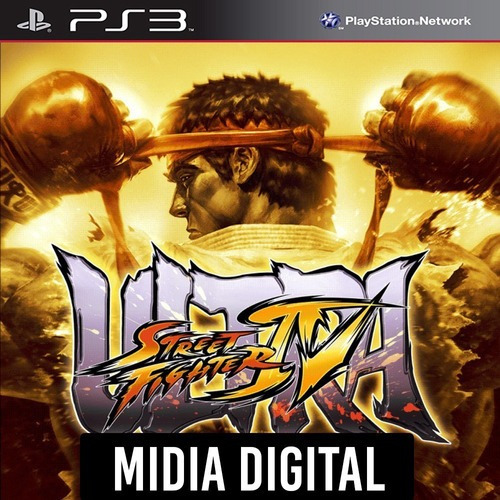Ps3 Psn* - Ultra Street Fighter 4