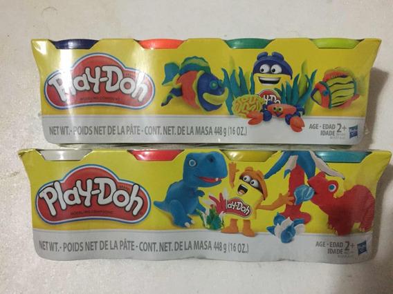 Plastilina Play-doh 4 Unidades
