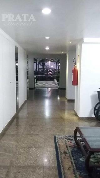 Elevador Gonzaga 2 Dorms, Coz Armários, 2 Banh., 1 Vg Garag - A398338