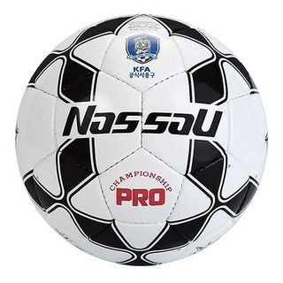 Pelota Futbol Nassau Pro Championship N 5 Oficial Originales