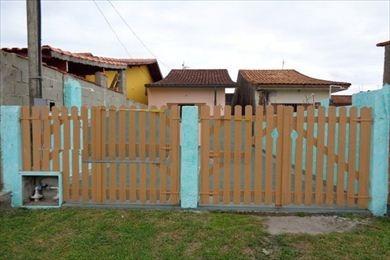Casa Á Venda Em Mongaguá !!! Ref.4435 L