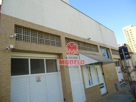Apartamento Com 1 Dormitório Para Alugar, 40 M² Por R$ 800,00/mês - Centro - Piracicaba/sp - Ap1441