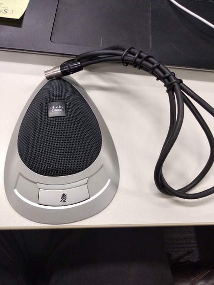 Microfone Cisco Cts-mic 74-4743-05 Telepresence Microphone