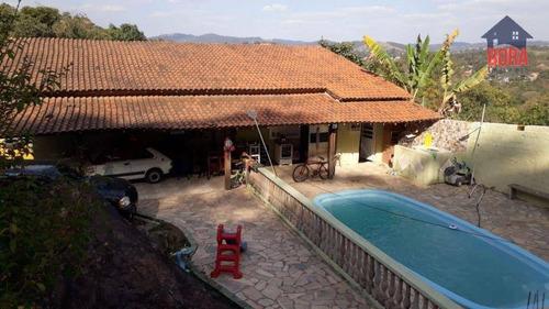 Imagem 1 de 22 de Chácara Com 5 Dormitórios À Venda, 1320 M² Por R$ 580.000,00 - Cacéia - Mairiporã/sp - Ch0394