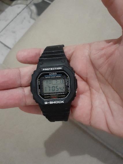 Relógio Casio G Shock Dw 5600e