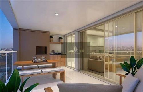 Apartamento À Venda, 134 M² Por R$ 1.675.000,00 - Aclimação - São Paulo/sp - Ap43984