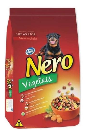 Ração Nero Vegetais Para Cães Adultos 20kg