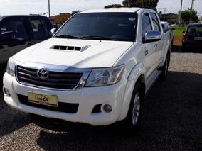 Toyota Hilux 3.0 Srv Top Cab. Dupla 4x4 Aut. 4p 171 Hp