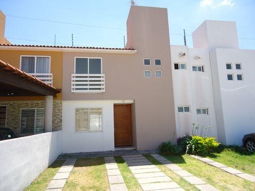 Imagen 1 de 15 de Renta Villas Palmira 3 Recamaras Casa Club Alberca