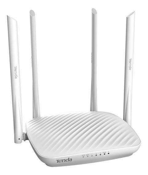 Router Inalambrico Tenda F9 Wifi 600mbps Facil Configuracion