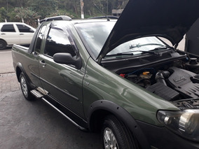 Fiat Strada 1.8 Original Adventure Ce Flex 2p 2008