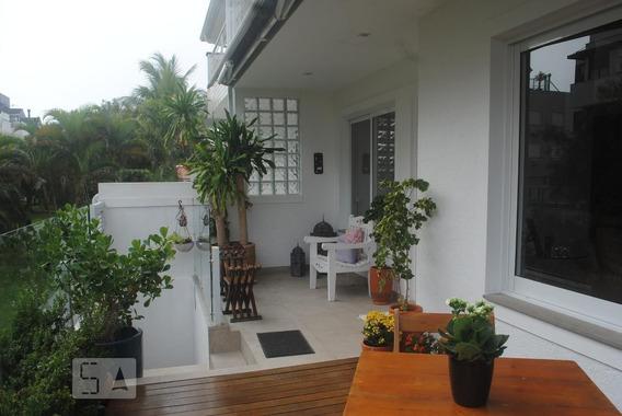 Casa Em Condomínio Mobiliada Com 3 Dormitórios E 4 Garagens - Id: 892945578 - 245578