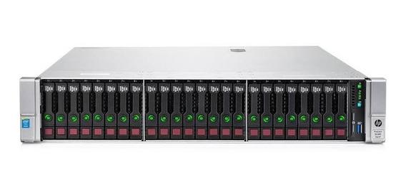 Hp Dl380 G9 2x Xeon E5 2690v4 64gb Ecc Ssd Sas