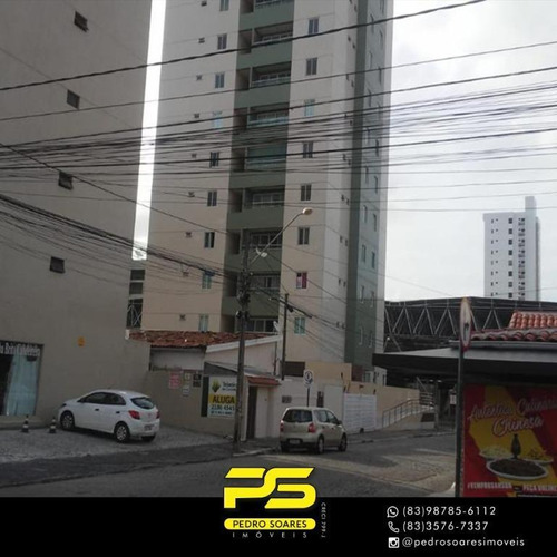 Apartamento Com 2 Dormitórios À Venda, 64 M² Por R$ 320.000 - Tambauzinho - João Pessoa/pb - Ap3811