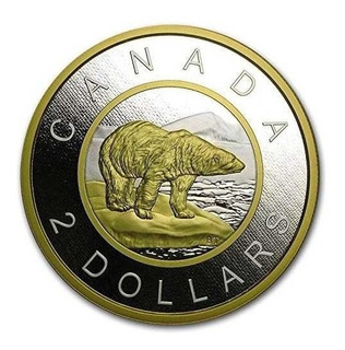 2015 Ca Canadá 5 Oz De Plata De Prueba Big Coin Series ($ 2