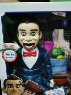 Woody Benson Originales Toy Story 4 30cm Abre La Boca.