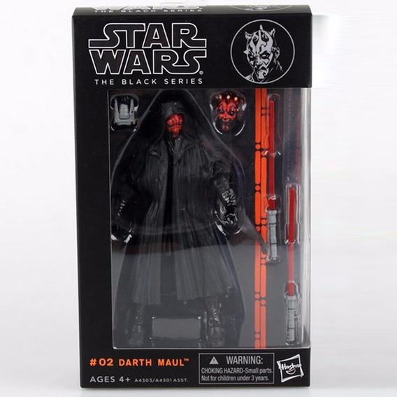 Darth Maul Black Series Figura Darth Maul Star Wars