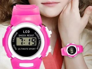 Reloj Infantil Digital Económico Regalo Detalle