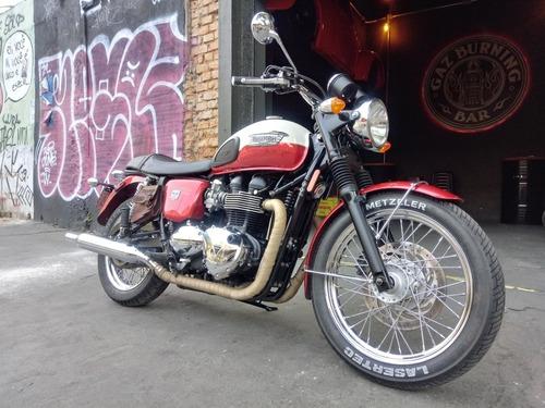 Imagem 1 de 5 de Triumph Bonneville T100