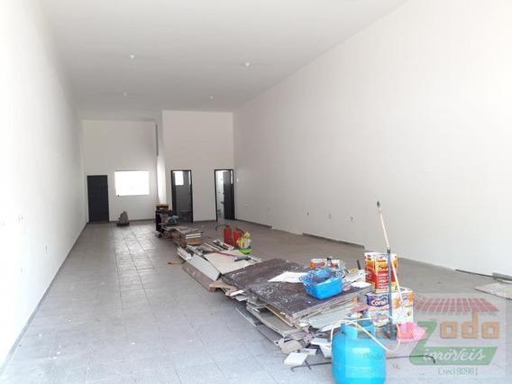 Comercial Para Locação Em Peruíbe, Jardim Ribamar - 2130