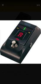 Pedal Korg Afinador Pitchblack Pb-01