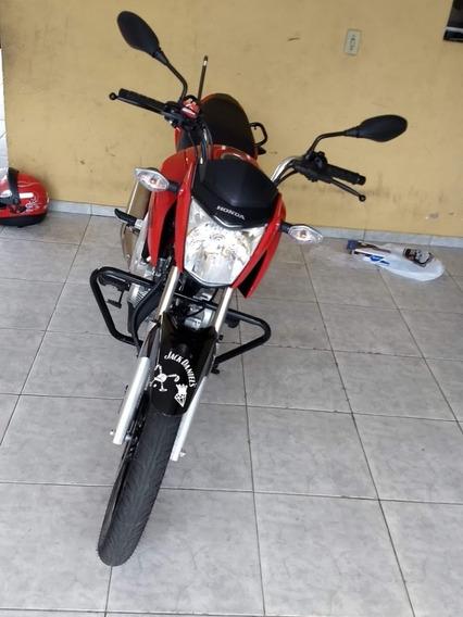 Honda Fan 160 2019