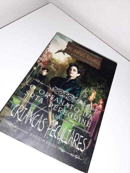 Livro O Orfanato Da Srta Peregrine (capa Do Filme)