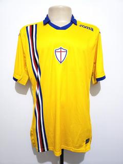 Camisa Futebol Sampdoria Itália 2015 Third Joma Tam Gg