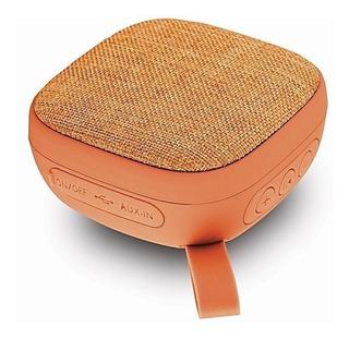 Parlante Portatil Bluetooth X-tech Xts-600or Naranja