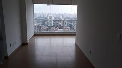 Apartamento Em Brooklin, São Paulo/sp De 48m² 1 Quartos Para Locação R$ 3.000,00/mes - Ap254072