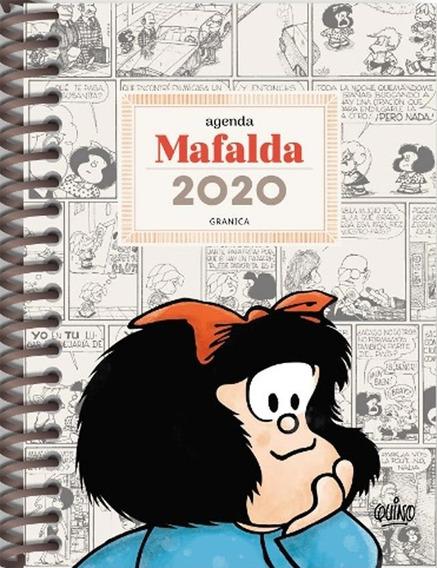 Agenda Mafalda 2020 Dia Por Pagina - Quino