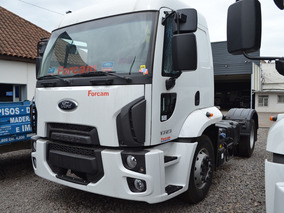 Ford Cargo 1723 Eah 4mr 4x2 Rc Mt 43st 0km 2019 // Forcam